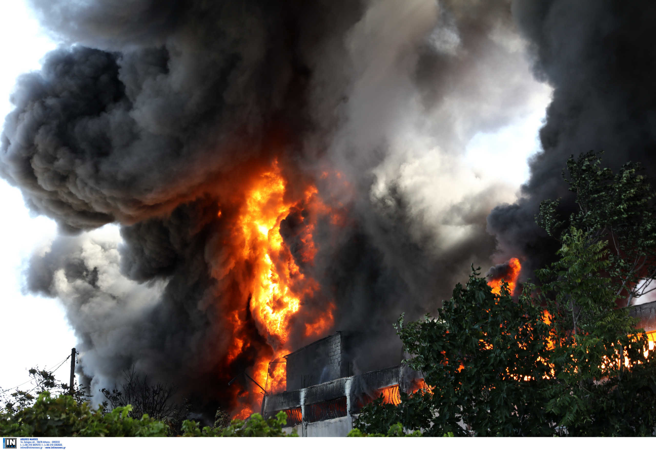 21 πυρκαγιές το τελευταίο 24ωρο σε όλη τη χώρα