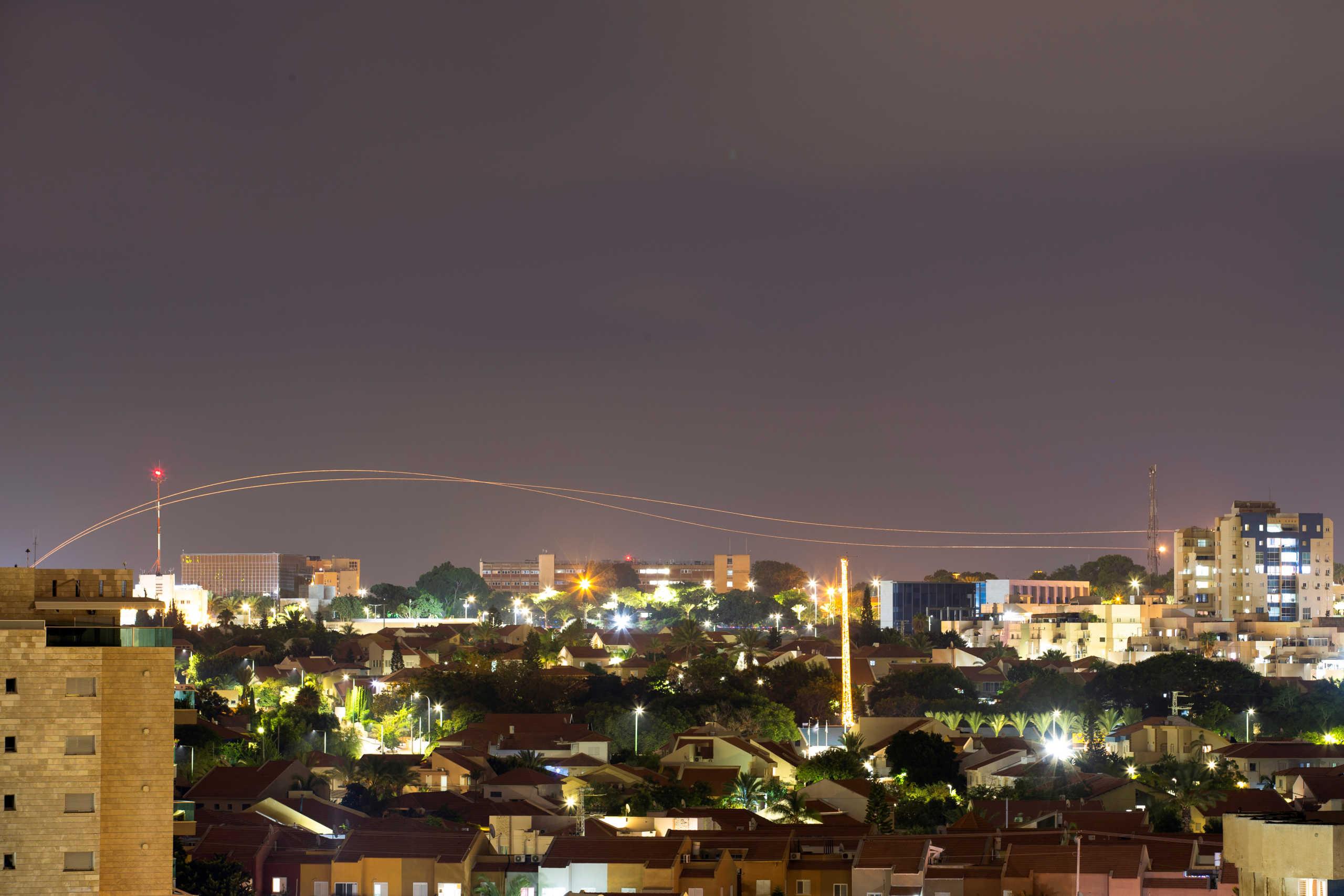 Νέα ένταση στη Γάζα: «Απαντούν» με βομβαρδισμούς στα… εκρηκτικά μπαλόνια