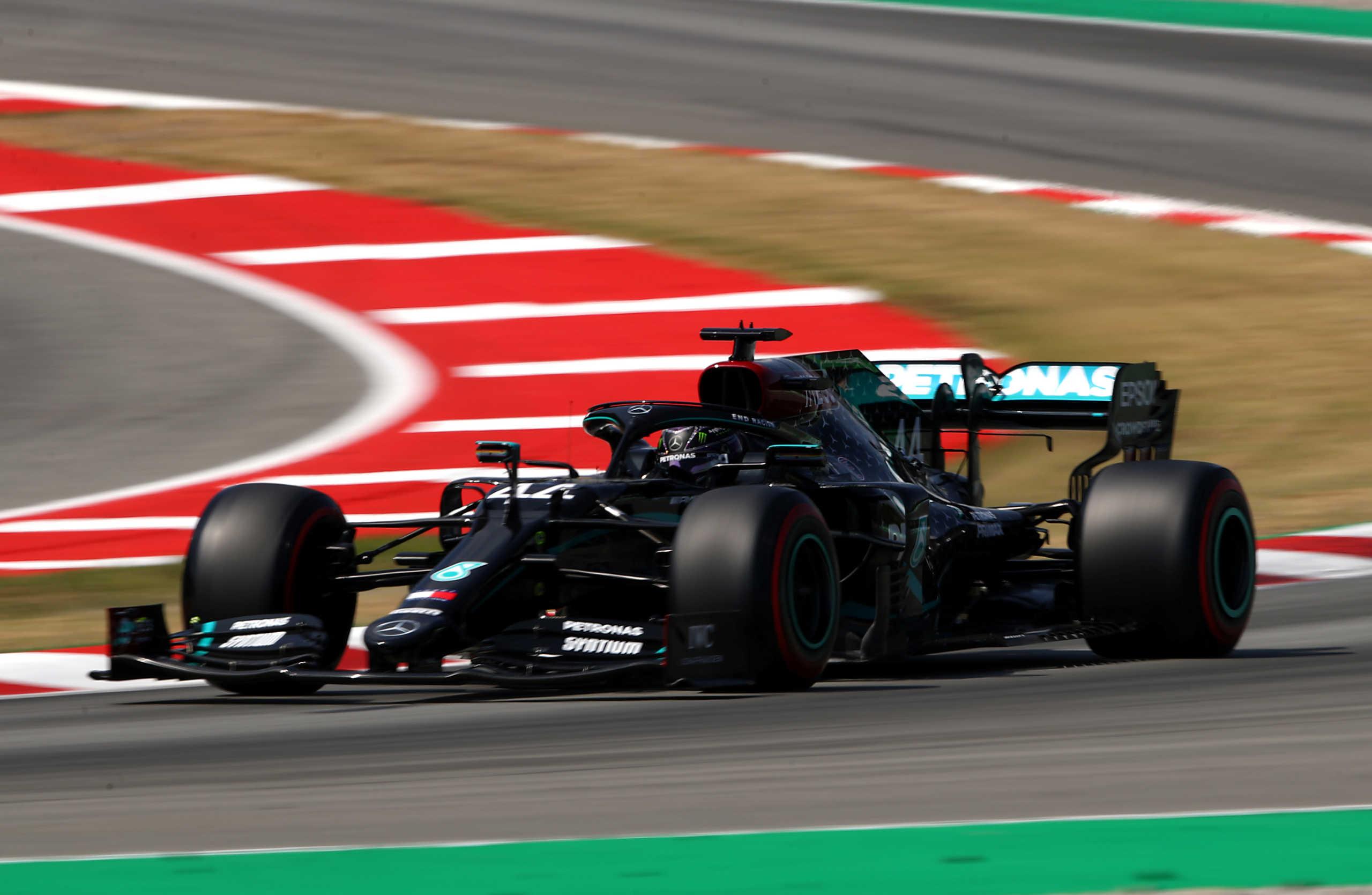 Formula 1: Στην pole position ξανά ο Χάμιλτον – Τρίτος ο Φερστάπεν
