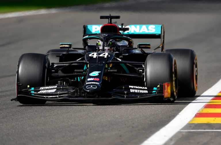 Formula 1: Αυτός είναι ο αντικαταστάτης του Χάμιλτον για το Γκραν Πρι του Μπαχρέιν! (pic)