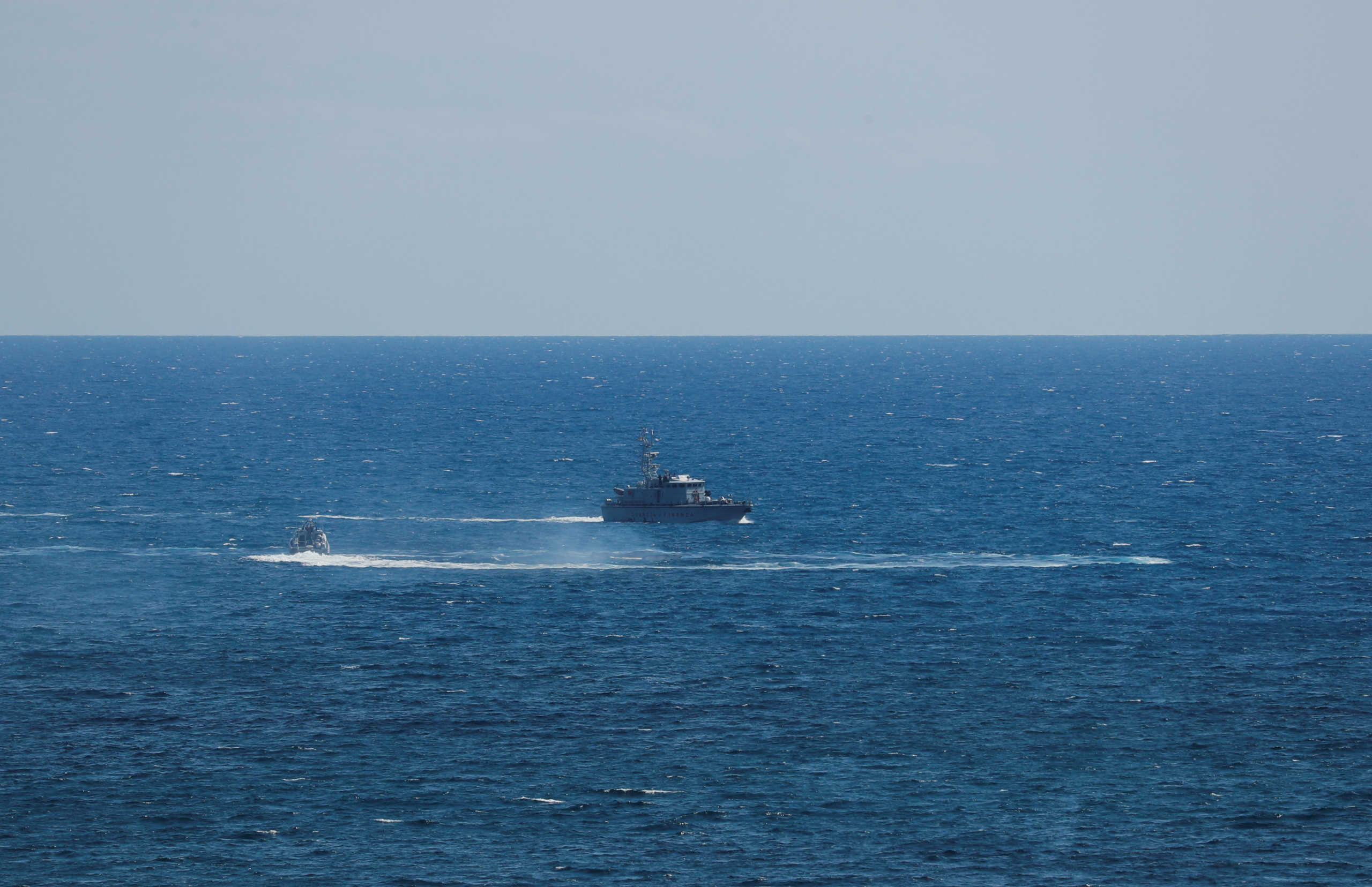 ΗΠΑ: Αγνοείται πλοίο με 20 επιβάτες κοντά στις Μπαχάμες