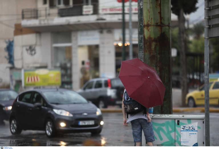 """Καιρός σήμερα: Ξεκινά ο """"Γολγοθάς"""" της εβδομάδας με… καταιγίδες"""