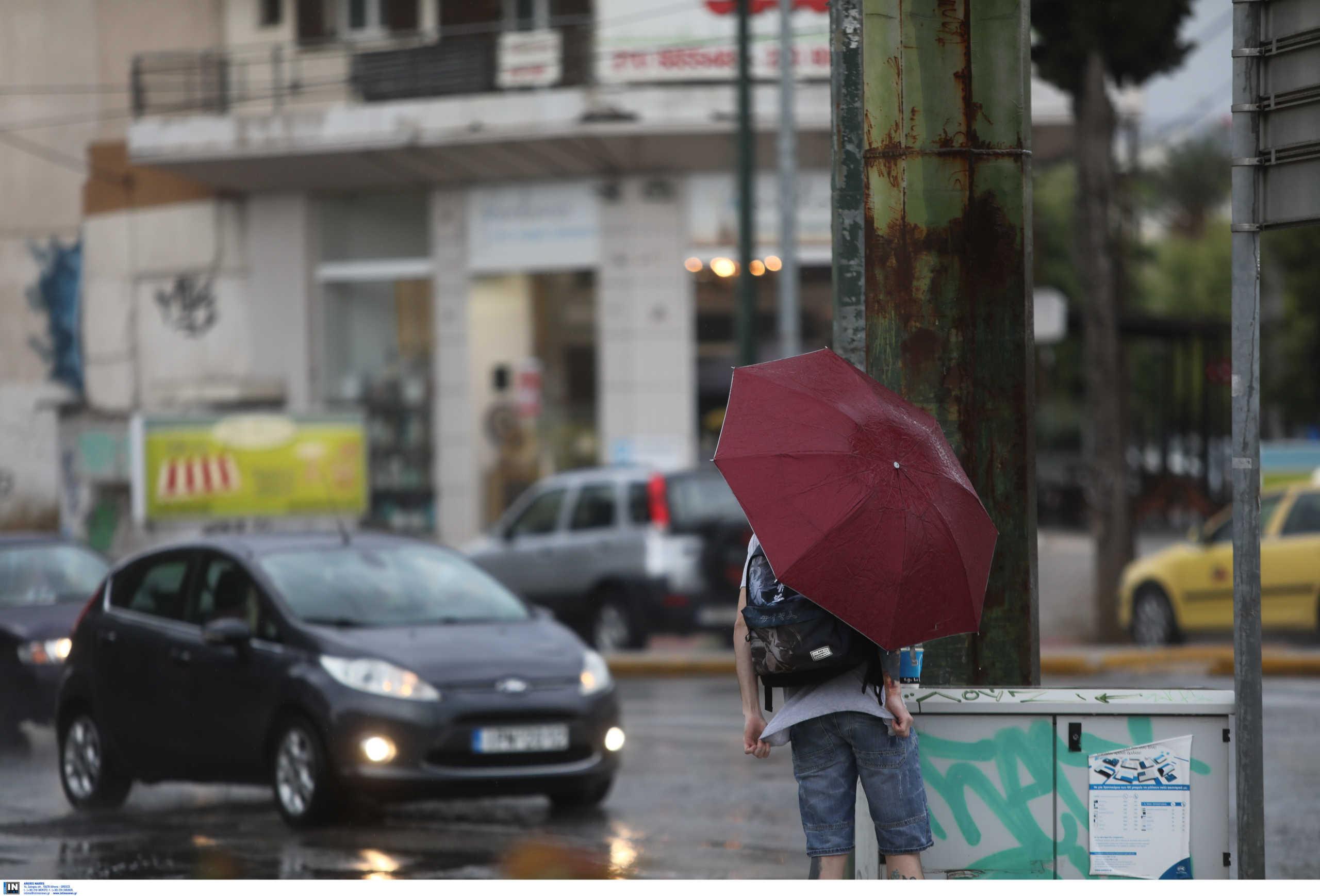 Καιρός αύριο: Ραγδαία επιδείνωση με καταιγίδες και χαλάζι