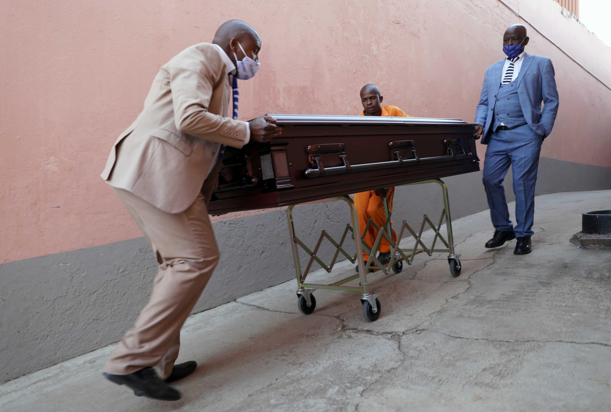 Αφρική: Πάνω από 1 εκατομμύριο τα κρούσματα κορονοϊού