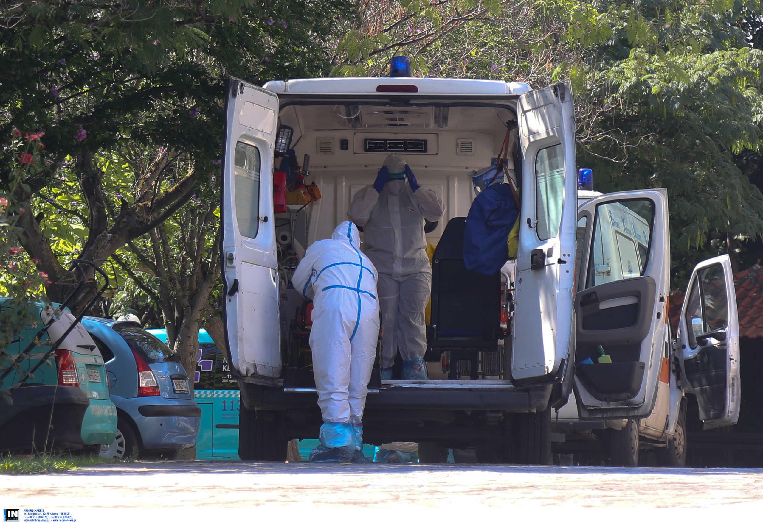 Κορονοϊός: Πέθανε 59χρονος στο ΑΧΕΠΑ – Στους 370 οι νεκροί στη χώρα μας