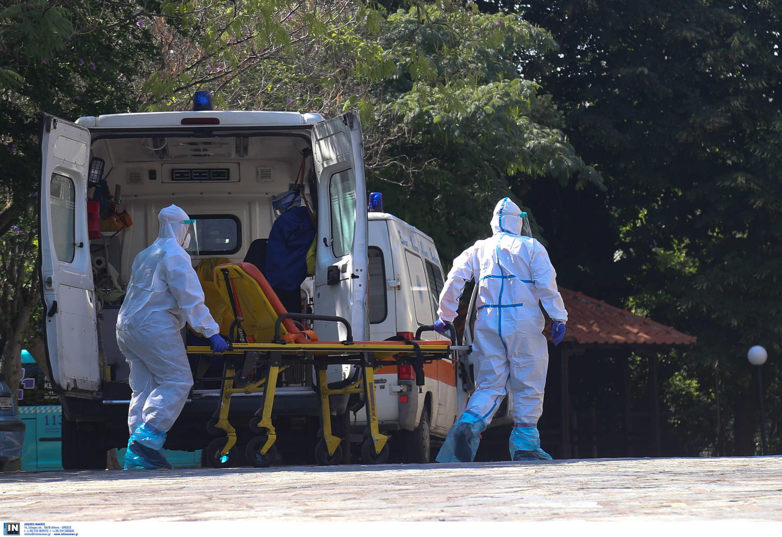 Κορονοϊός: 346 νέα κρούσματα και 8 νέοι θάνατοι το τελευταίο 24ωρο