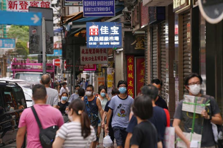 Κίνα: Ακόμα μια μέρα με πάνω από 100 κρούσματα κορονοϊού – Lockdown στο Χονγκ Κονγκ