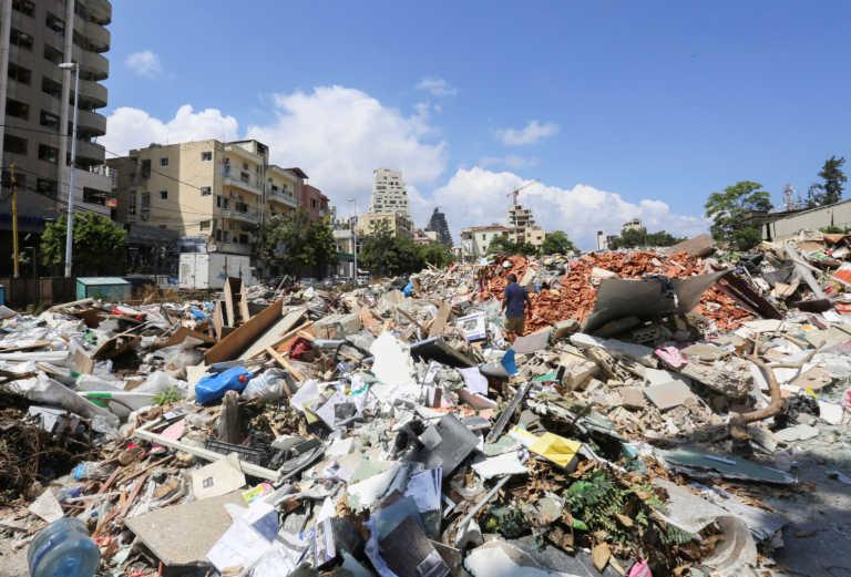 Λίβανος: Ανεβαίνει ο τραγικός απολογισμός της έκρηξης - Έφτασαν τους 171 οι νεκροί