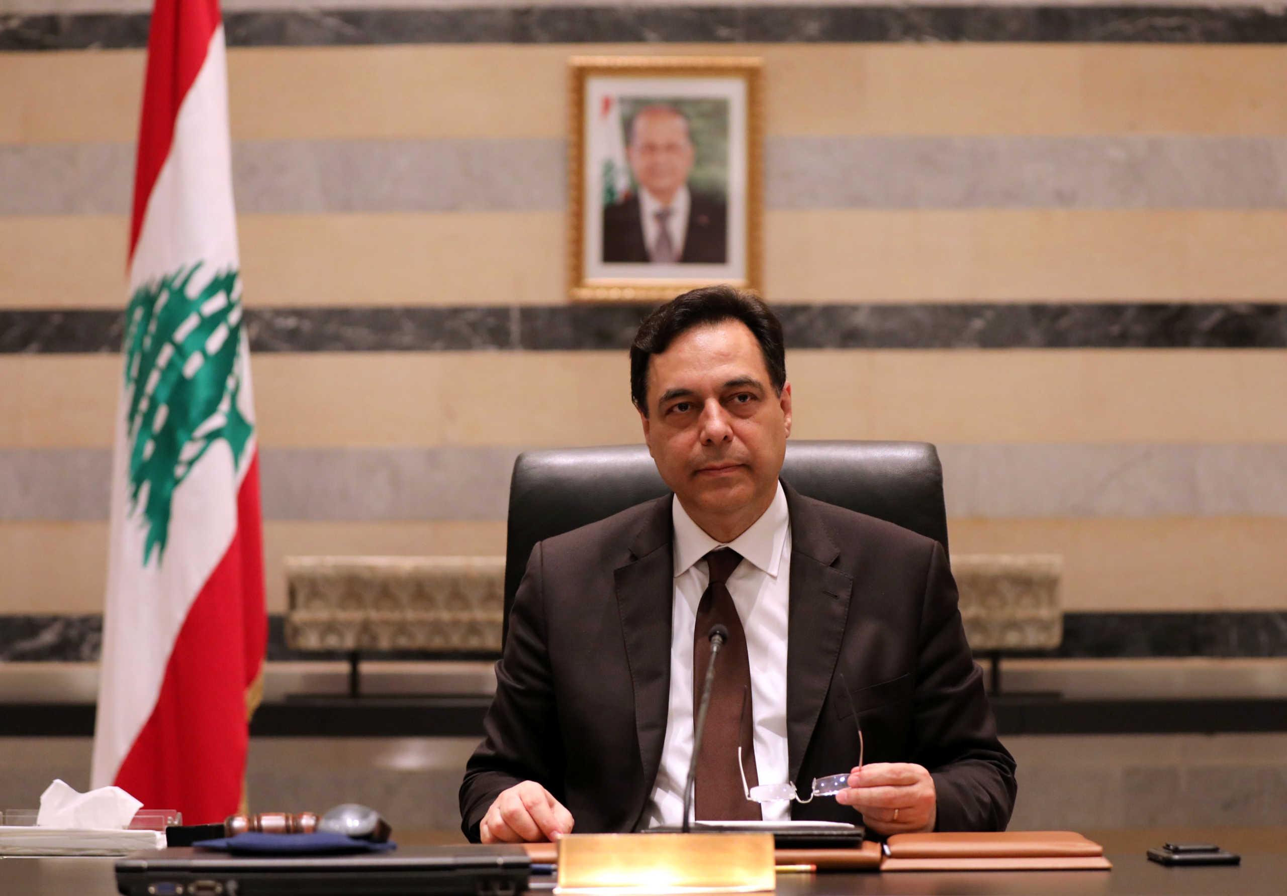 Λίβανος: Παραιτήθηκε η κυβέρνηση μετά την οργή για τη φονική έκρηξη στη Βηρυτό