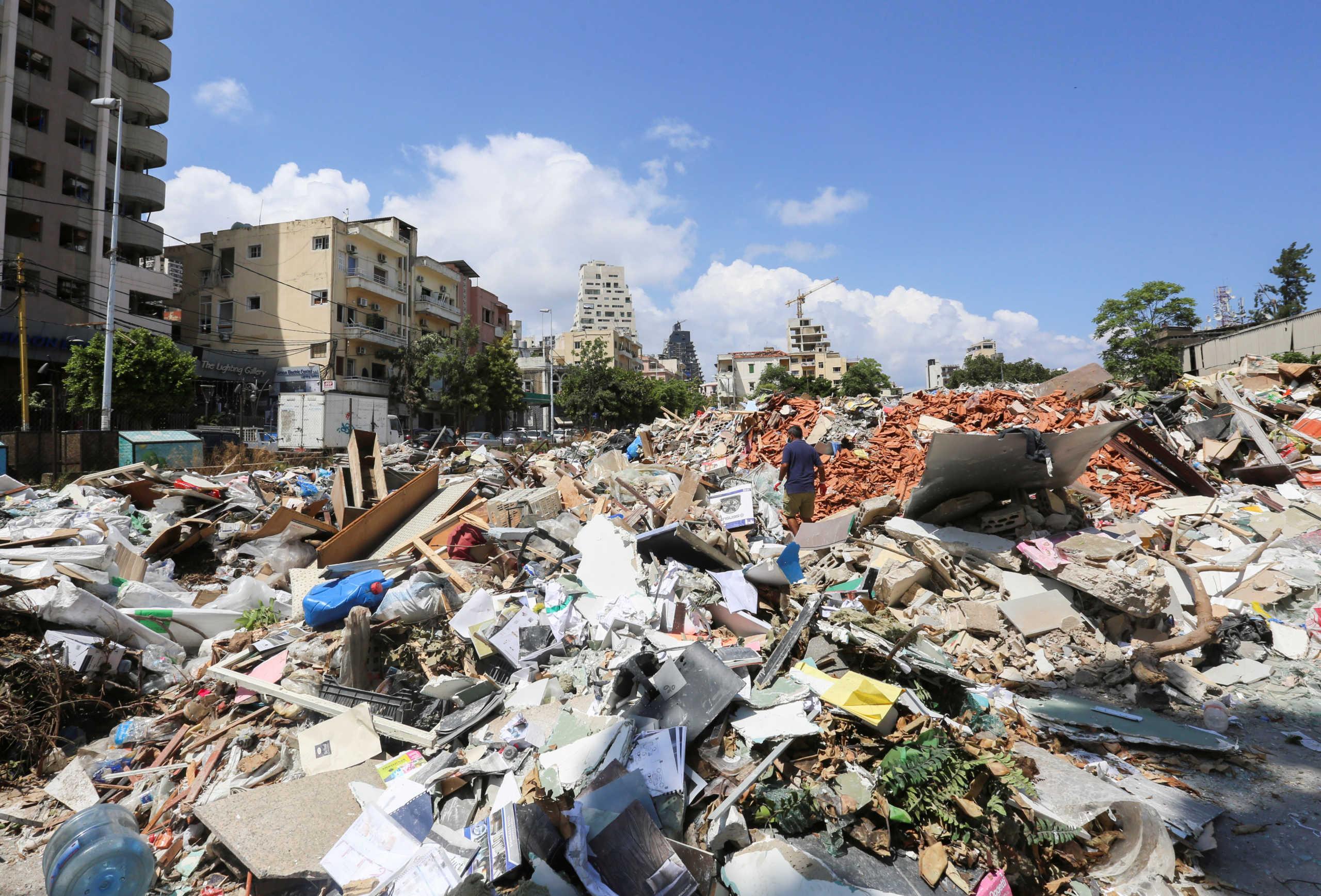 Λίβανος: Ανεβαίνει ο τραγικός απολογισμός της έκρηξης – Έφτασαν τους 171 οι νεκροί