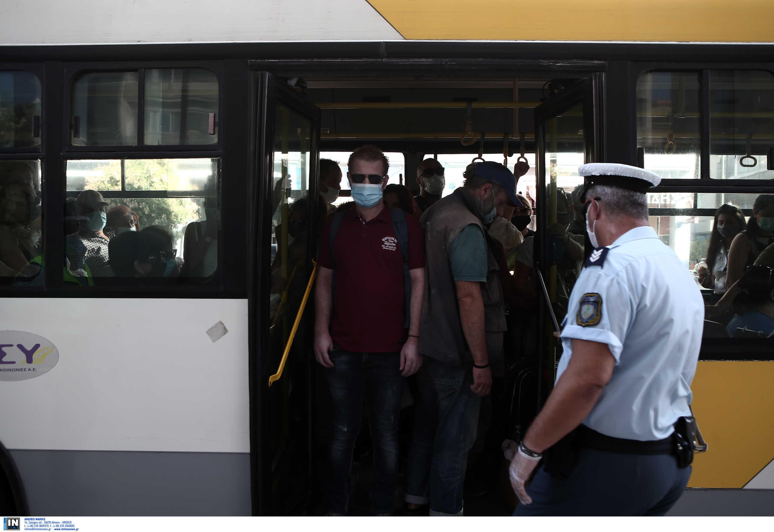 Κορονοϊός: Βροχή τα πρόστιμα για μη χρήση μάσκας