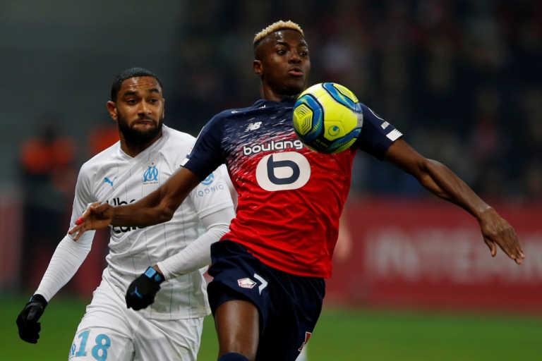 «Λύτρωση» στις καθυστερήσεις για τη Λιλ που παραμένει στην κορυφή της Ligue 1 (video)