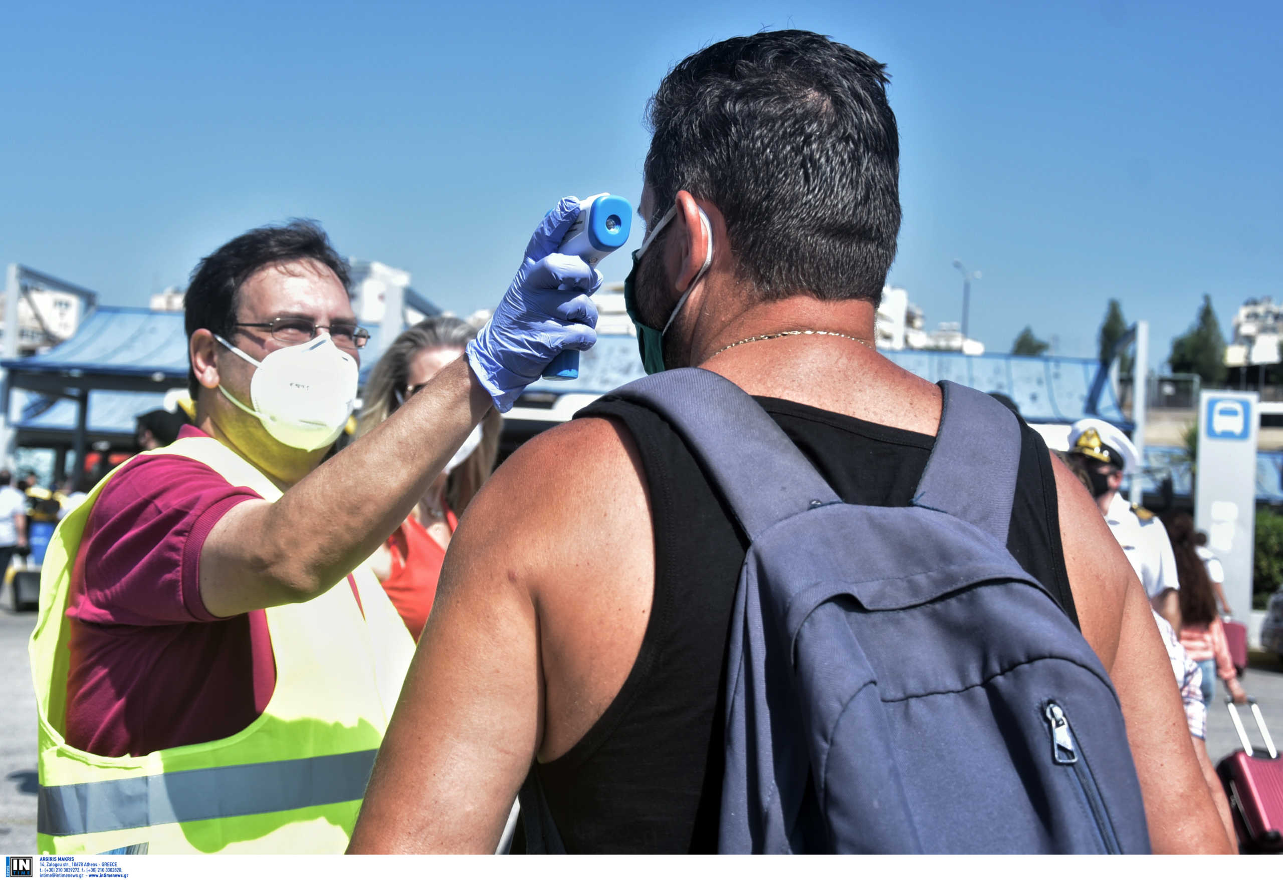 """Ηράκλειο Κρήτης: Χτύπησε το """"112"""" για το μίνι lockdown"""