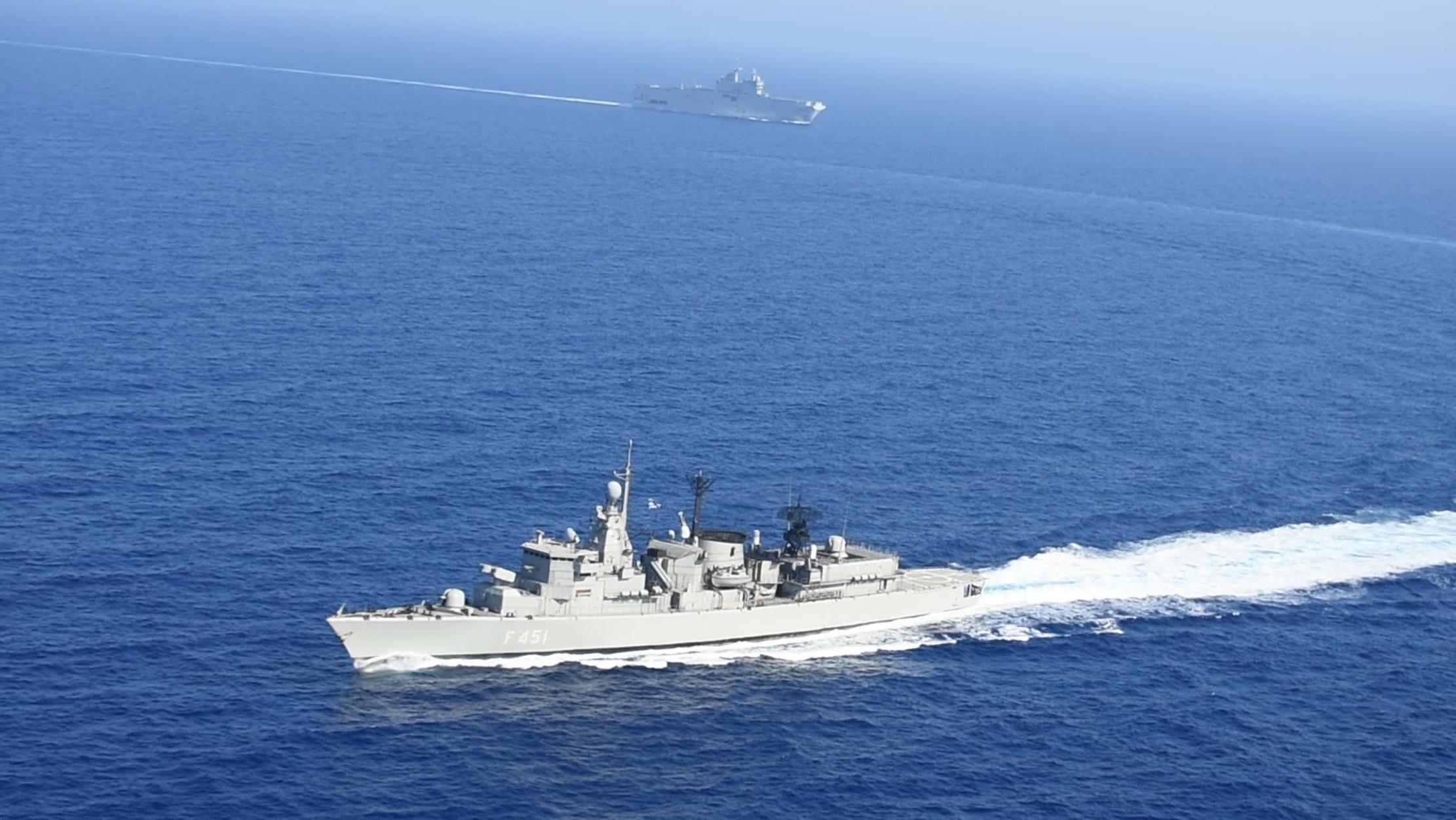 """""""Λήμνος"""": Το παρ' ολίγον """"θερμό"""" επεισόδιο – Το λάθος του Τούρκου κυβερνήτη και η πρόσκρουση με το ελληνικό πλοίο"""