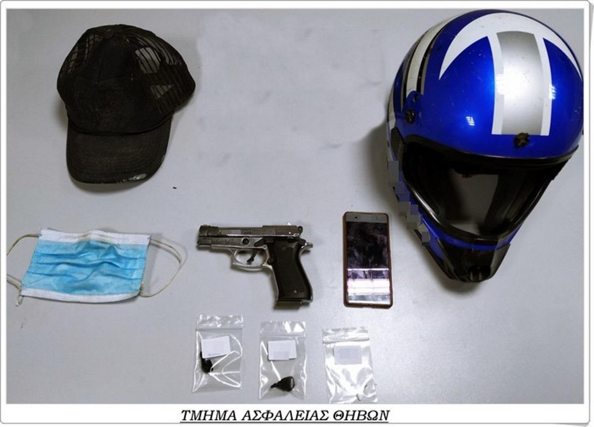 Λήστευε με μάσκα… κορονοϊού – Είχε κάνει διάλειμμα μόνο για το lockdown