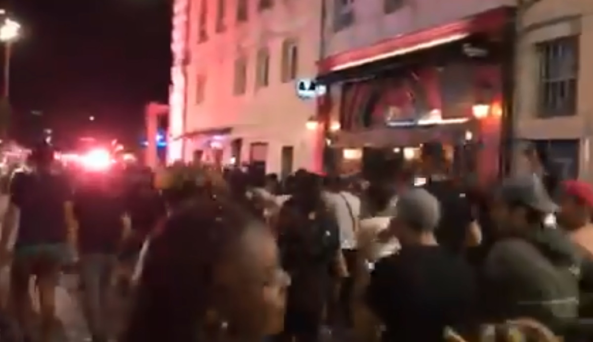 Champions League: Έξαλλοι πανηγυρισμοί στη Μασσαλία για την ήττα της Παρί! (vid)