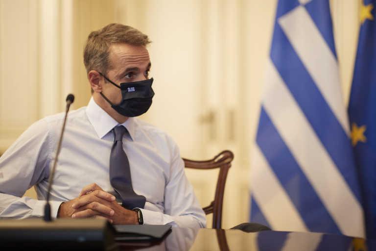 Λίβανος: Συμμετοχή Μητσοτάκη στην τηλεδιάσκεψη δωρητών