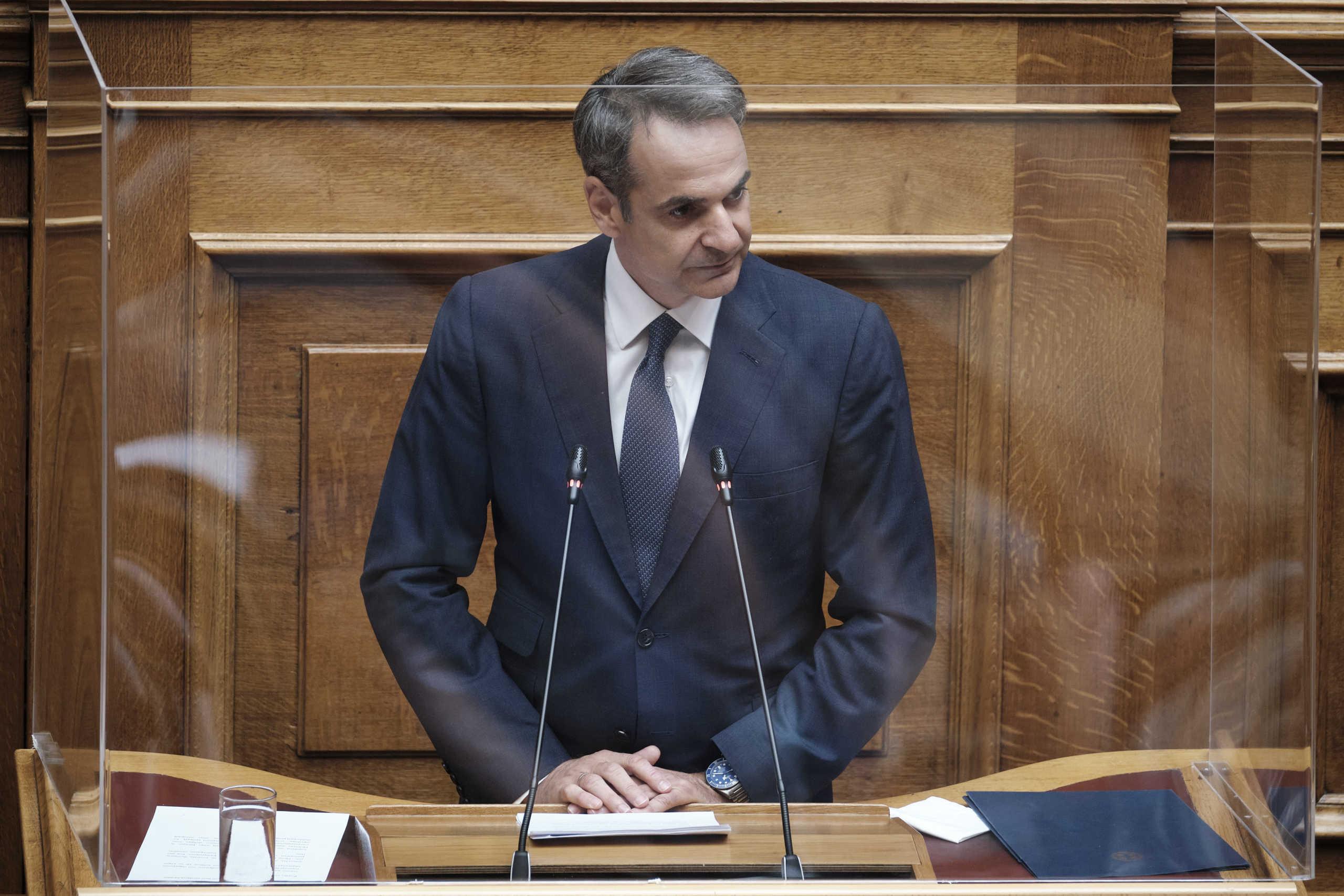 Μητσοτάκης: «Η Ελλάδα μεγαλώνει! Επεκτείνει την αιγιαλίτιδα ζώνη στο Ιόνιο  στα 12 μίλια!»