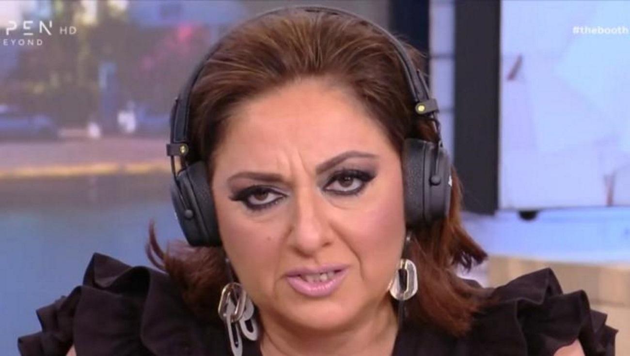 Η Σοφία Μουτίδου απαντά για το The Booth: «Ποτέ δεν μας είπαν γιατί κόπηκε»