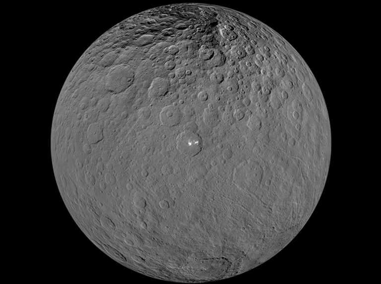 Ο νανοπλανήτης Δήμητρα είναι άλλος ένας υπόγειος ωκεάνιος κόσμος!