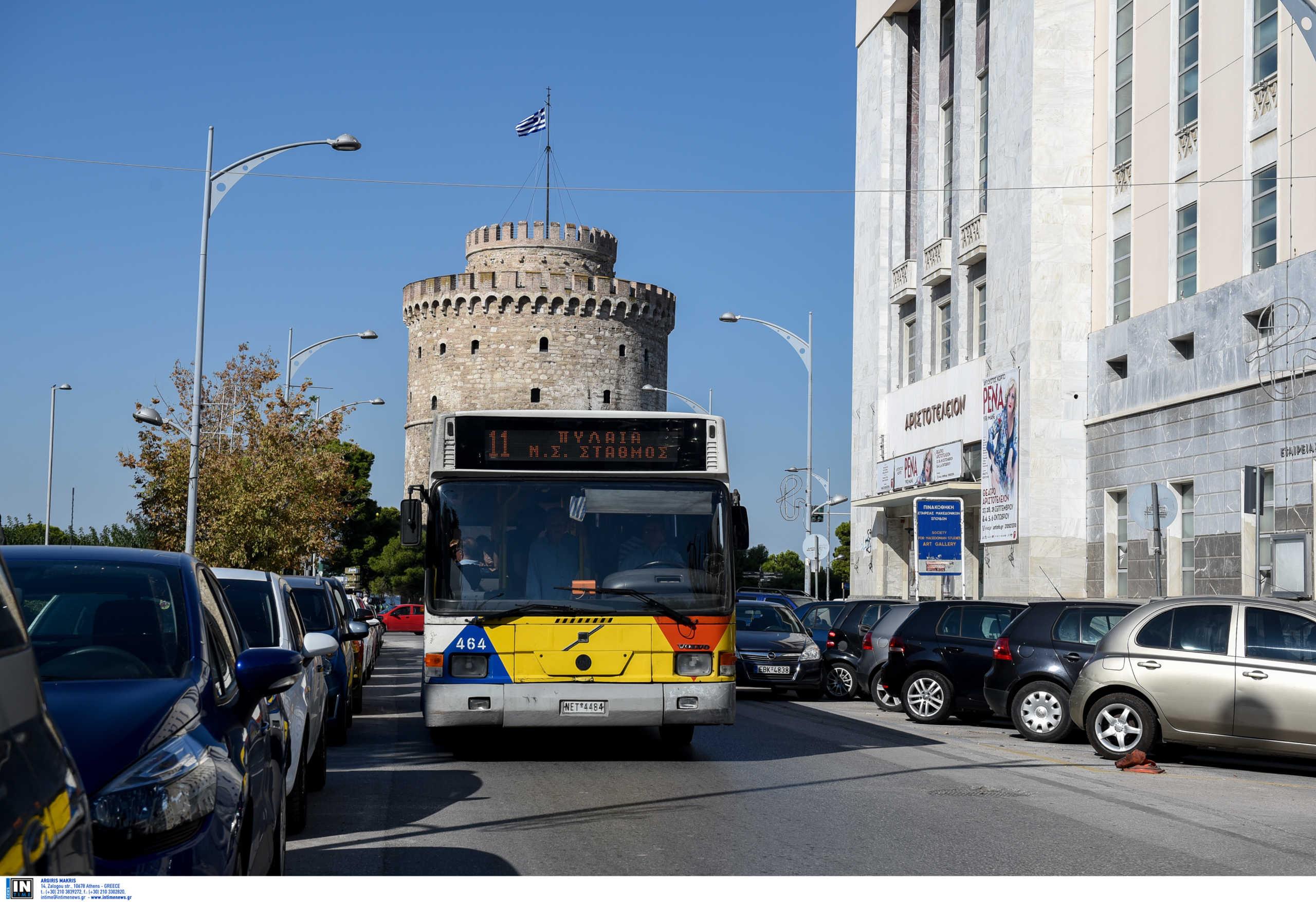 Θεσσαλονίκη: Επιπλέον 60 αστικά λεωφορεία στους δρόμους μέχρι τα τέλη Φεβρουαρίου