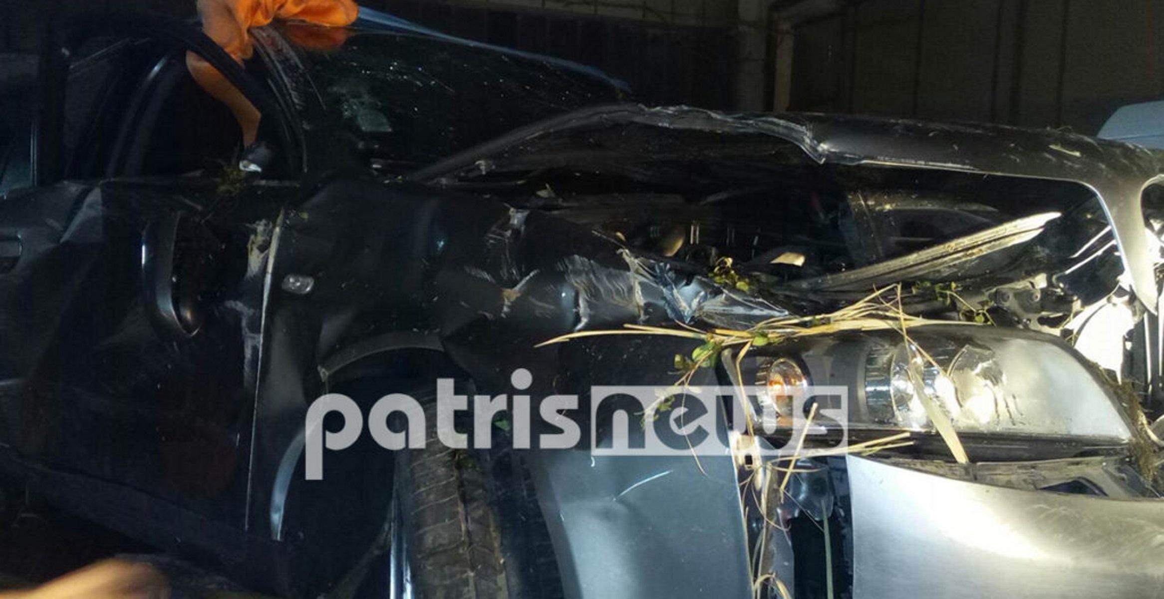 Τραγωδία με δύο νεκρούς στην Ηλεία – Αυτοκίνητο έπεσε σε αρδευτικό κανάλι