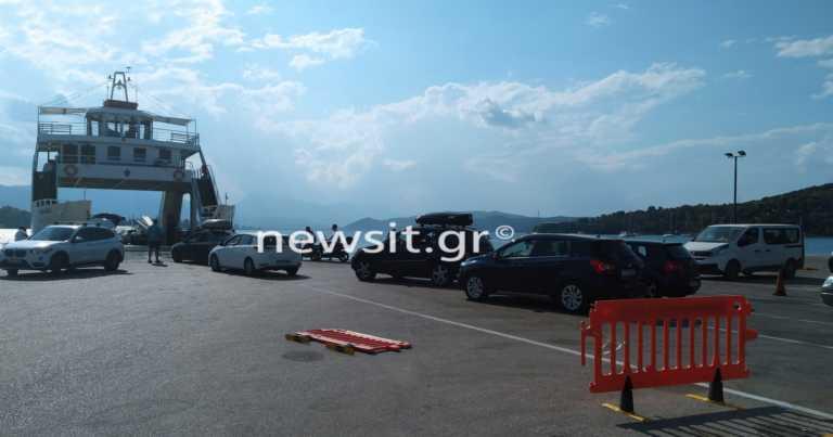 Πόρος: Φεύγουν άρον - άρον τουρίστες! Αυξημένα κρούσματα κορονοϊού και αυστηρά μέτρα