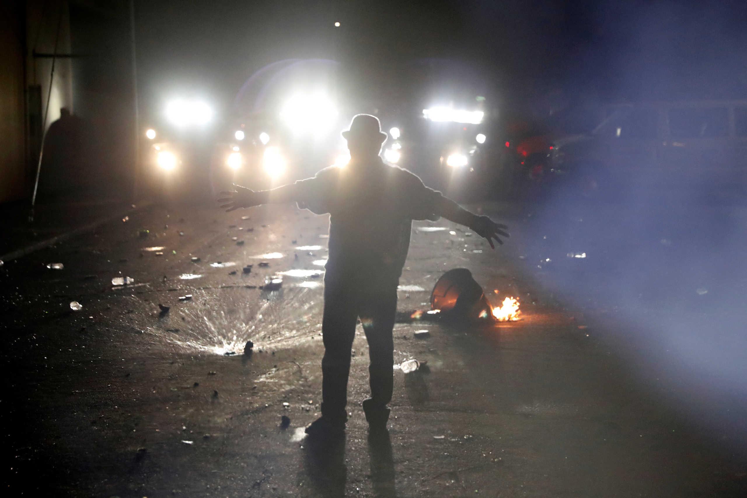 ΗΠΑ: «Όλες οι επιλογές είναι στο τραπέζι» για την αντιμετώπιση των βίαιων διαδηλώσεων στο Πόρτλαντ