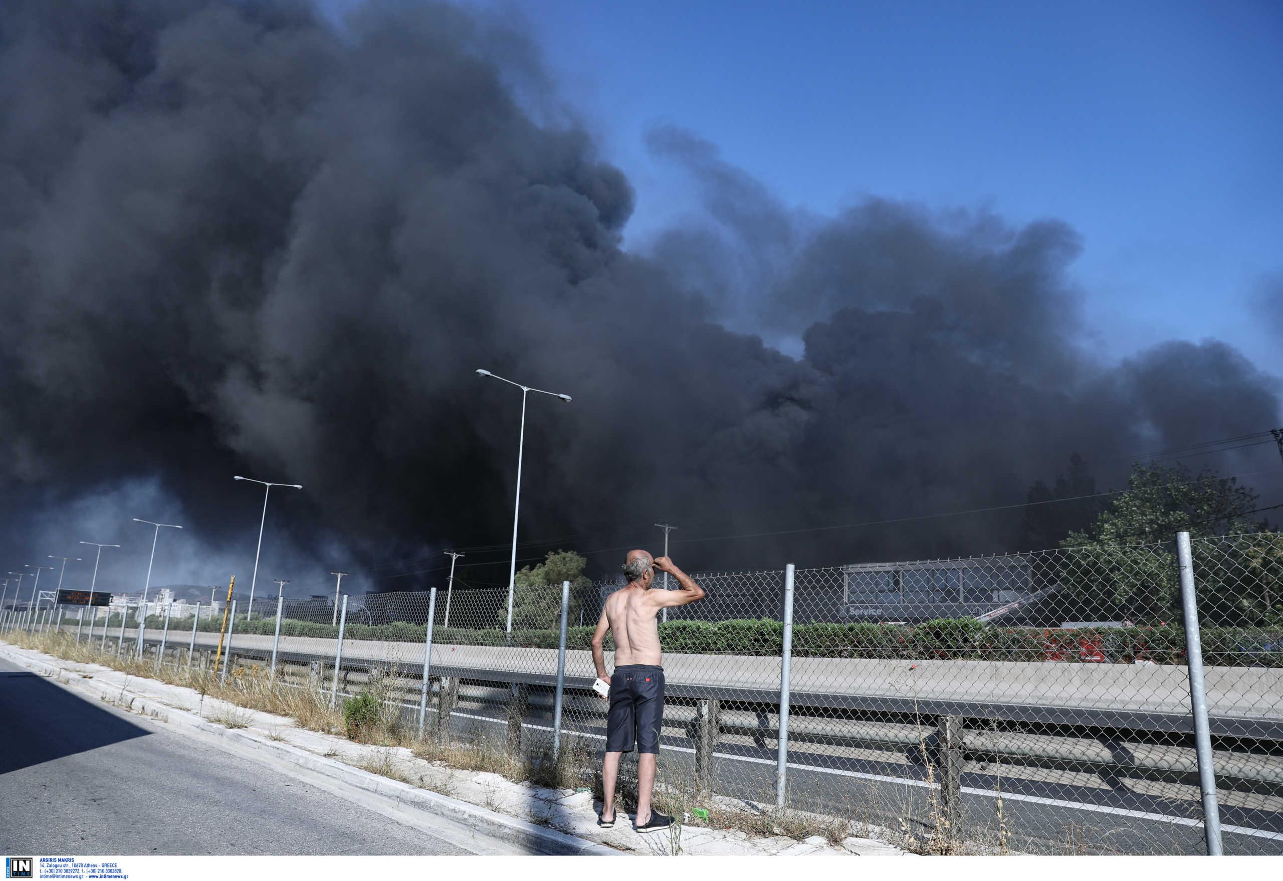 Δημιουργείται Παρατηρητήριο Ατμοσφαιρικής Ρύπανσης της Αττικής – Τι έδειξαν οι μετρήσεις μετά τη χθεσινή φωτιά