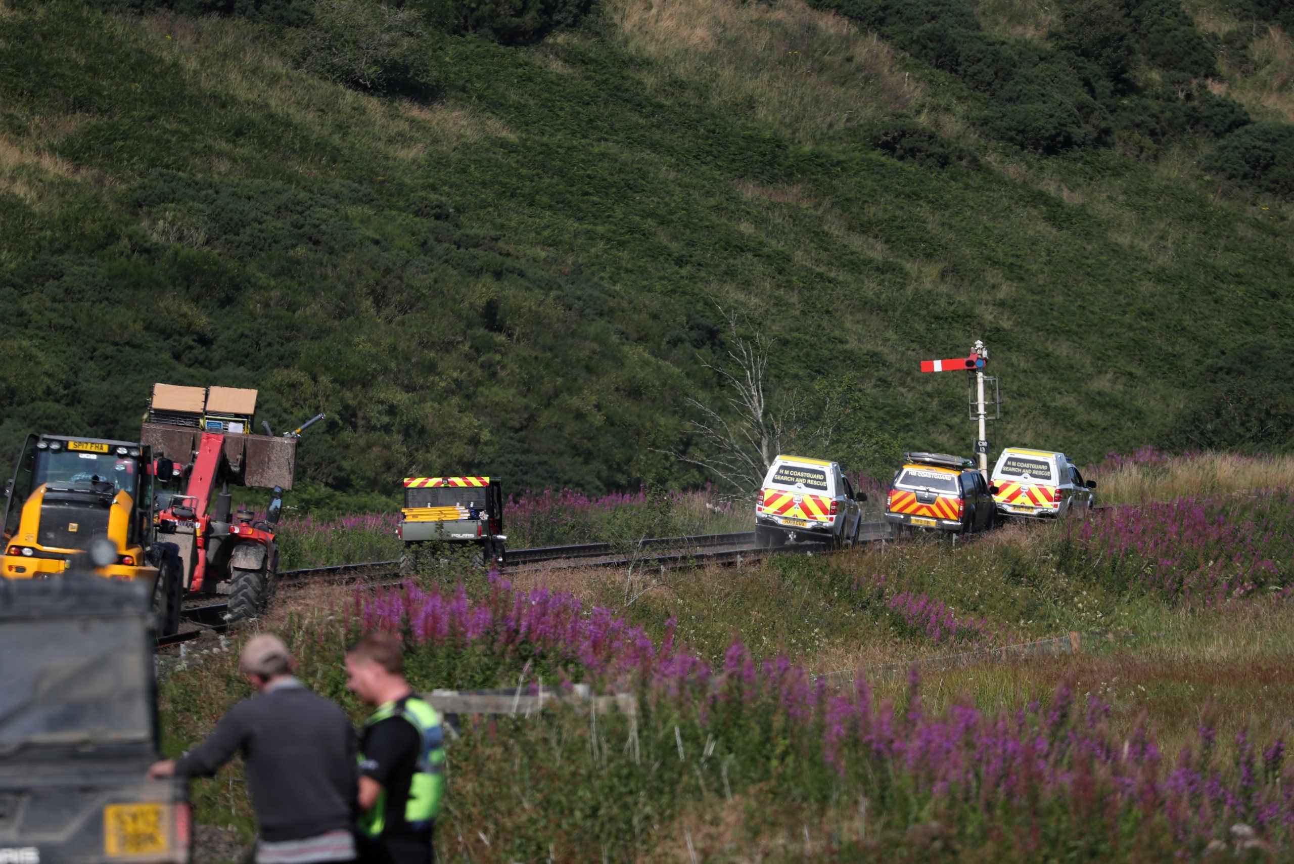 Σκωτία: 3 νεκροί και έξι τραυματίες από τον εκτροχιασμό τρένου