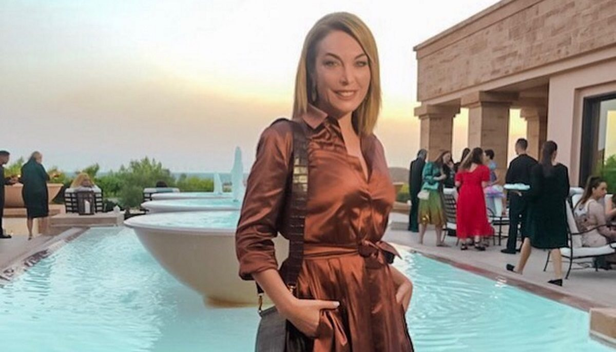 Τατιάνα Στεφανίδου: Ρομαντική έξοδος δίπλα στη θάλασσα [pic]