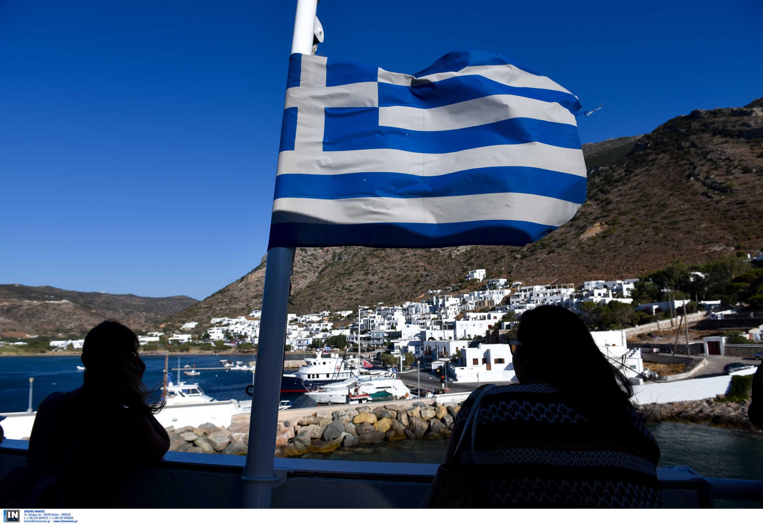 «Η Ελλάδα με τα 12 ναυτικά μίλια μεγαλώνει εδαφικά σαν να έχουμε προέκταση του εδάφους στην θάλασσα»