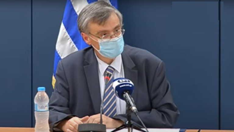 Ειδήσεις για νέα μέτρα έβγαλε ο Τσιόδρας – Οι κρίσιμες δυο εβδομάδες και το όριο που δεν πρέπει να ξεπεραστεί