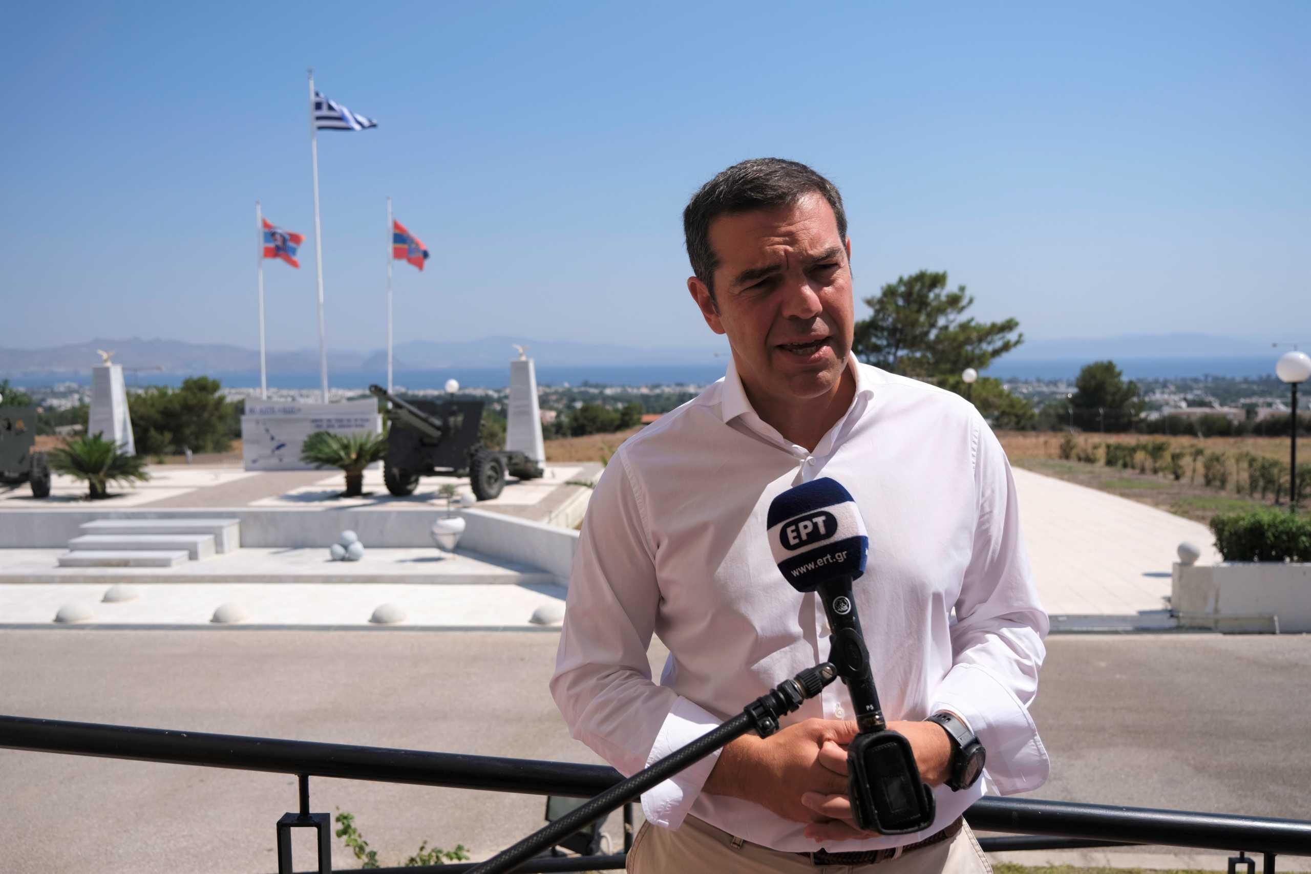 """Όλα δείχνουν """"παρών"""" του ΣΥΡΙΖΑ στις συμφωνίες για τις ΑΟΖ"""