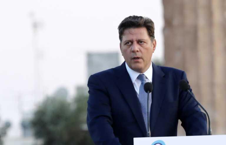 Βαρβιτσιώτης σε Τζον Κέρι: Η Ελλάδα χαιρετίζει την επιστροφή των ΗΠΑ στη Συμφωνία του Παρισιού