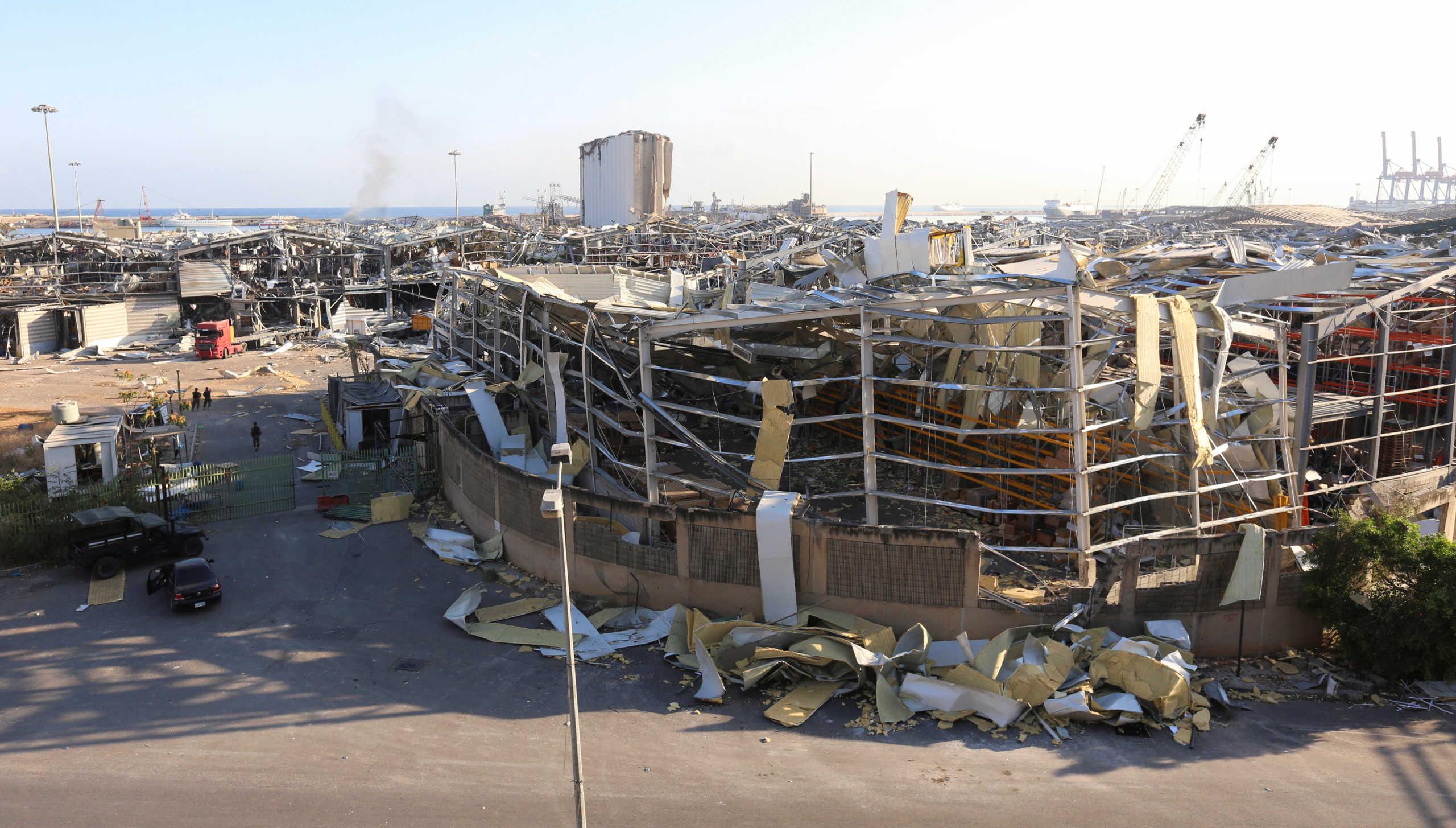 Βηρυτός: Έφτασαν τους 154 οι νεκροί από τις τρομακτικές εκρήξεις – Στον Λίβανο ο Σαρλ Μισέλ