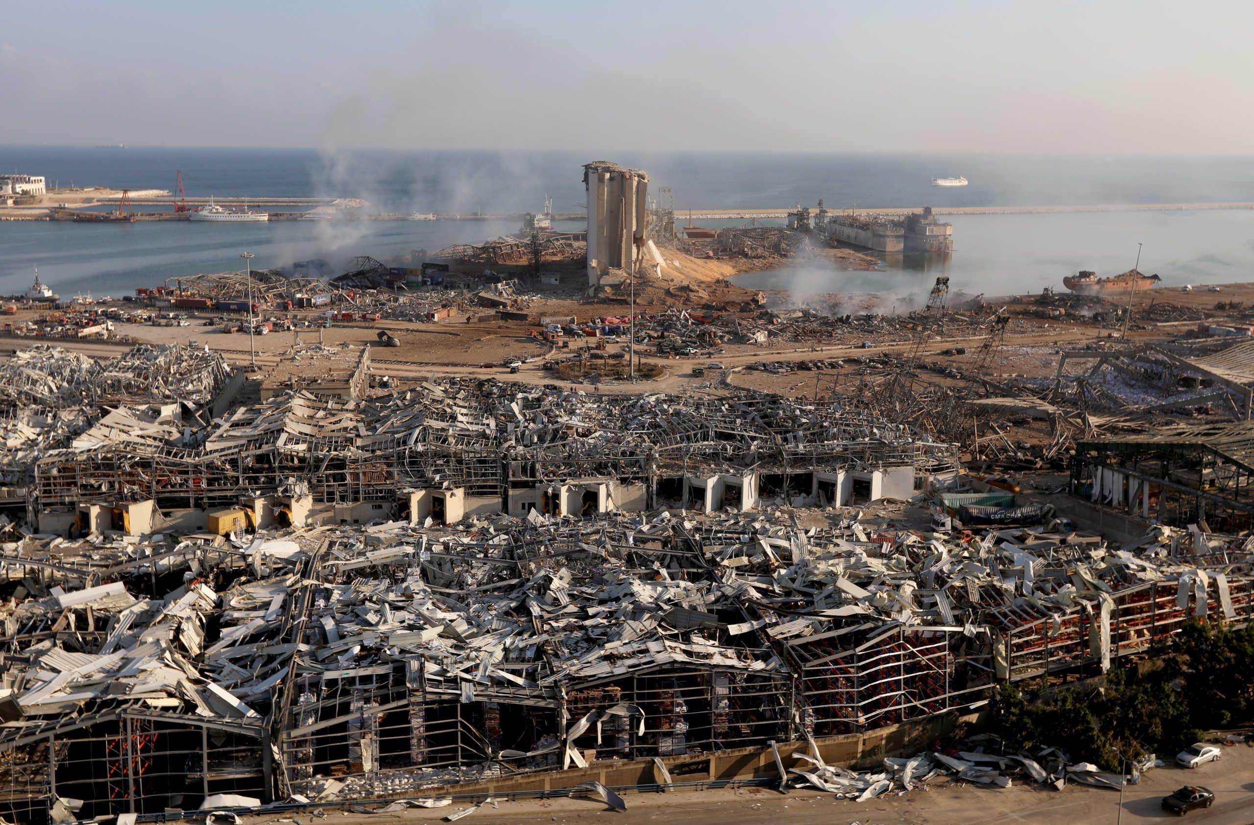 Βηρυτός: 137 οι νεκροί από τις τρομακτικές εκρήξεις – 5.000 οι τραυματίες