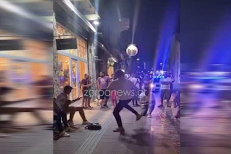 Κρήτη: Με χορούς και... ΠΑΣΟΚ έκλεισαν τα μαγαζιά τα μεσάνυχτα (video)