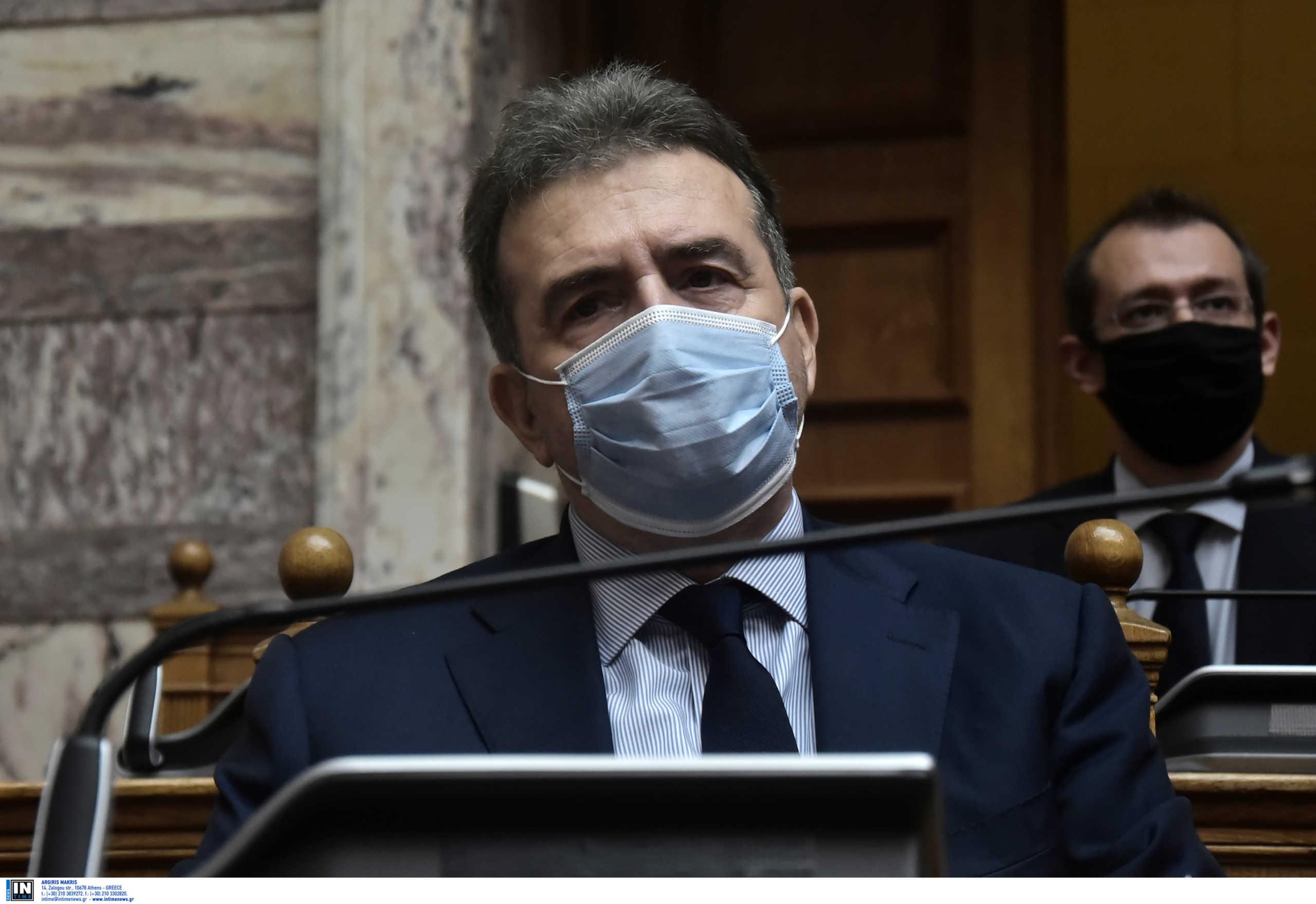 Χρυσοχοΐδης: Η νομιμότητα δεν είναι διαπραγματεύσιμη και δεν θα υπάρξει καμία ανοχή σε φαινόμενα παραβατικότητας