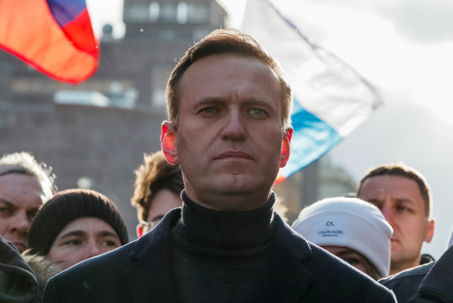 """Θρίλερ Ναβάλνι: Τη Μόσχα """"δείχνει"""" το Λονδίνο για τη δηλητηρίαση του Ρώσου πολέμιου του Πούτιν"""