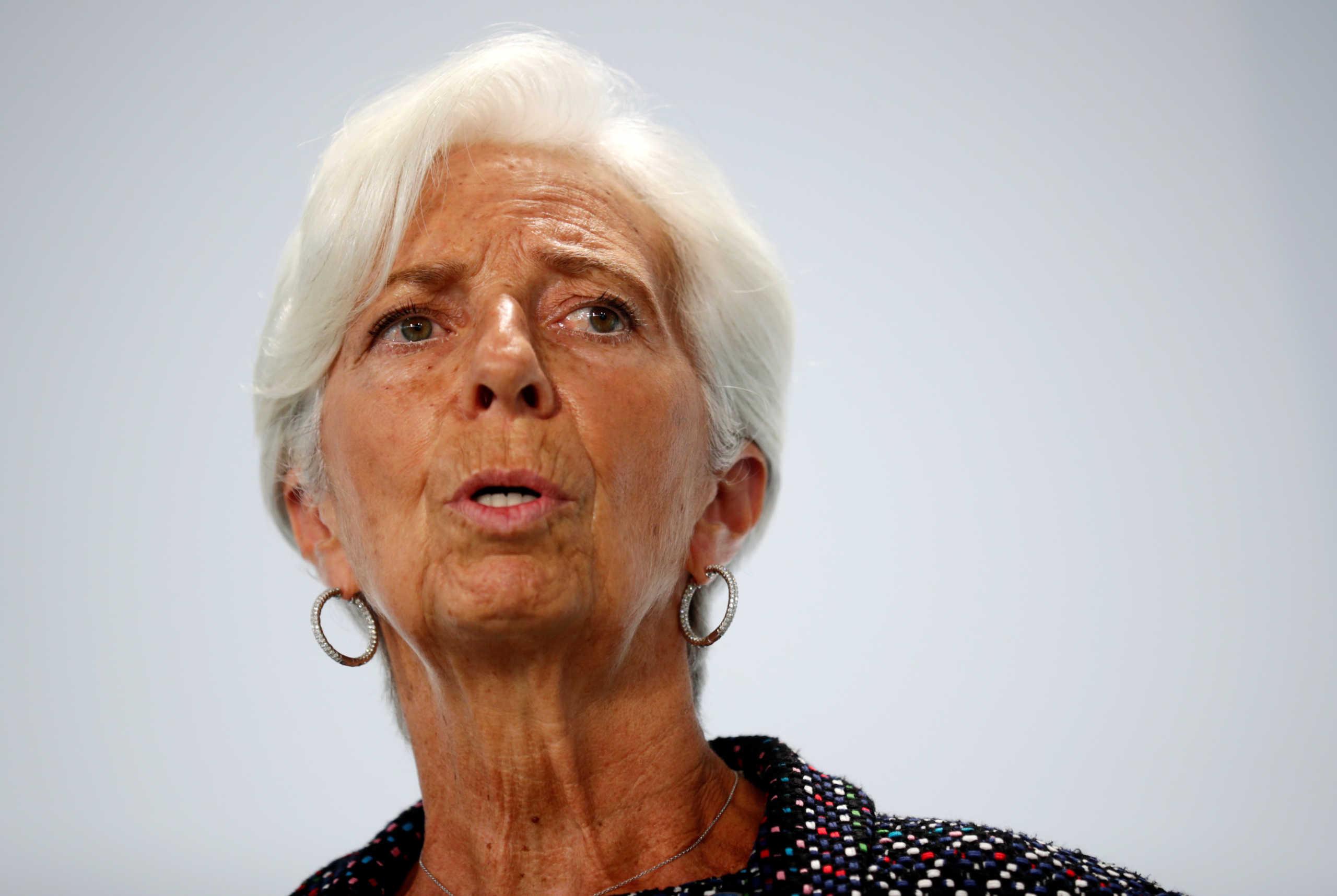 """Η ΕΚΤ στα χνάρια της FED: Ολική αλλαγή στρατηγικής από Λαγκάρντ – """"Κλωτσάει"""" η Μπούντεσμπανκ"""