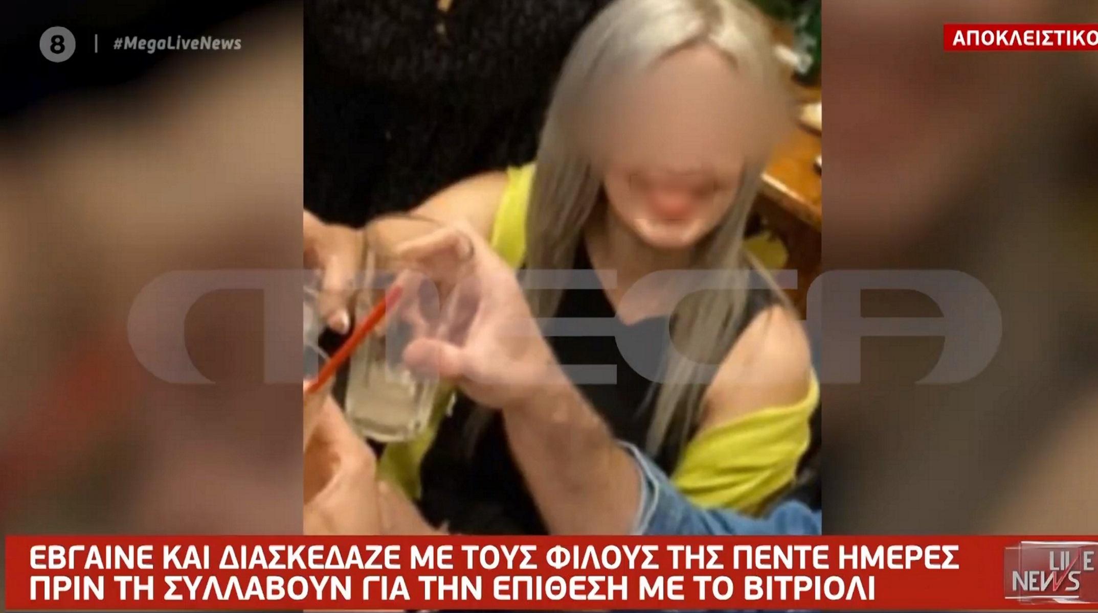 Επίθεση με βιτριόλι: Λύνει τη σιωπή της η 35χρονη – Βρέθηκε DNA στο ταξί που την μετέφερε