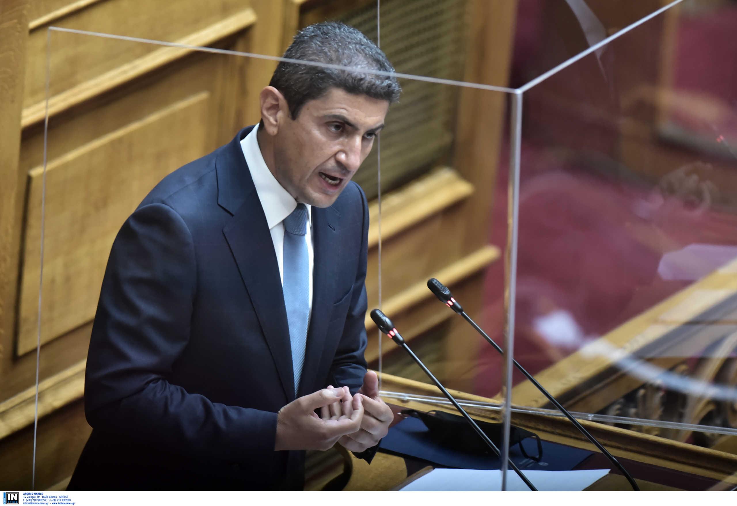 Αυγενάκης: Τροπολογία για τις εκλογές των ομοσπονδιών – Εξαιρείται η ΕΠΟ
