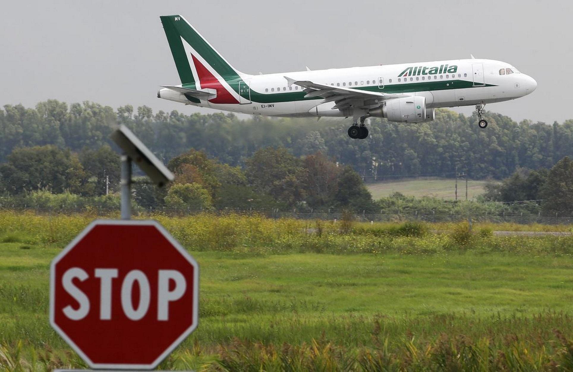 Τέλος εποχής για την Alitalia – Έρχεται η Ita