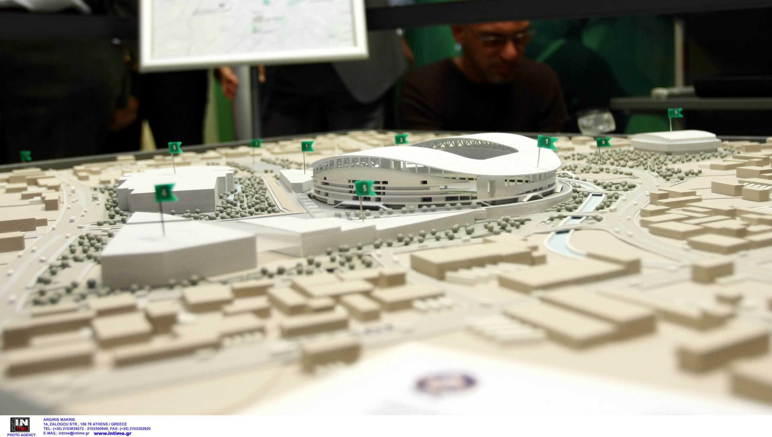 Γήπεδο Παναθηναϊκού: 'Έρχονται ανακοινώσεις από Μπακογιάννη – Έτοιμη η χρηματοδότηση 150-200 εκατ.