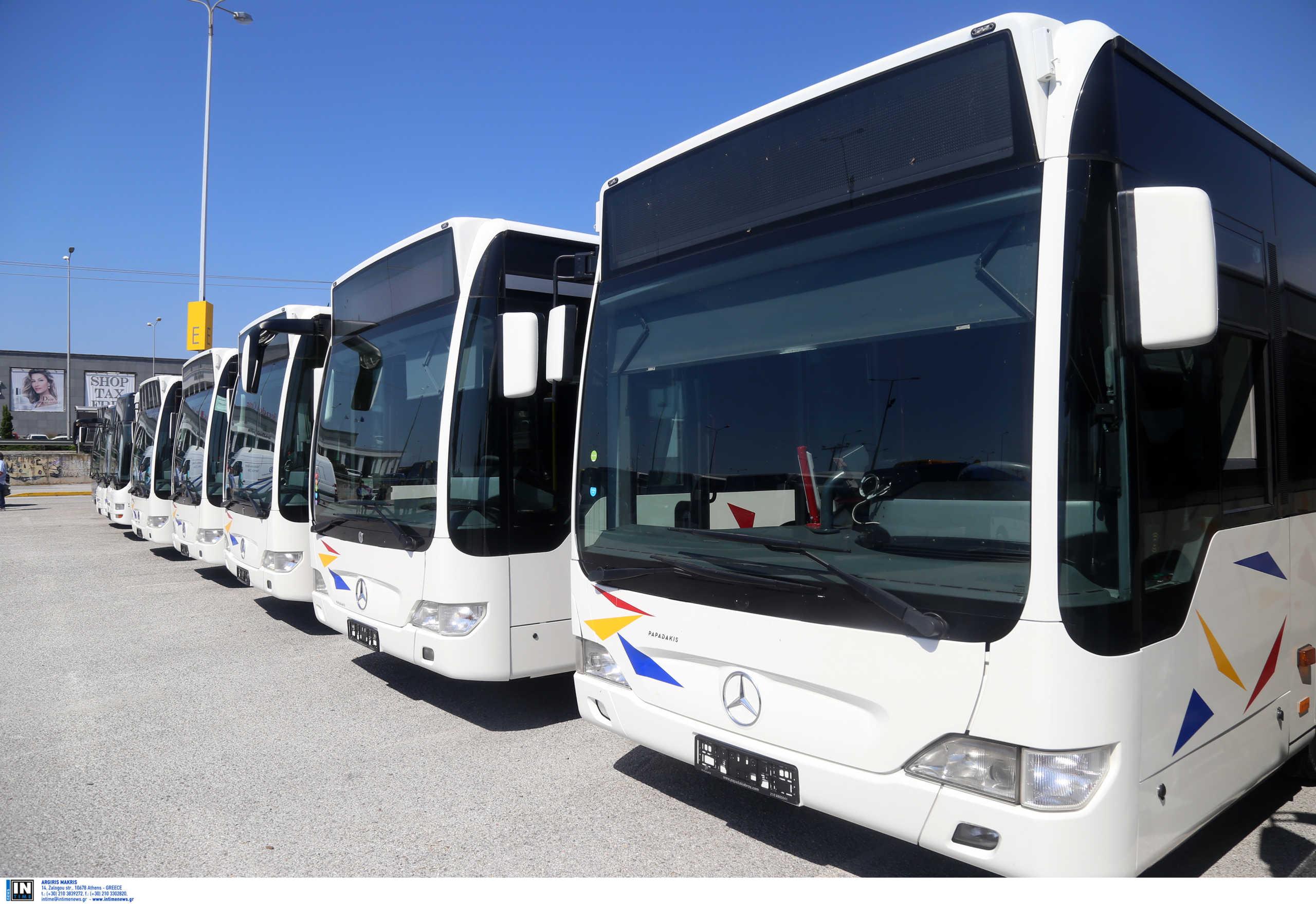 """""""Ως το τέλος του 2020 θα κυκλοφορούν στη Θεσσαλονίκη 550 λεωφορεία"""""""