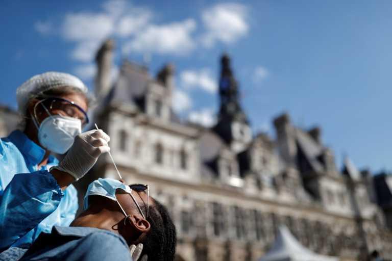 Κορονοϊός: Σαρώνει σε Γαλλία και Ισπανία - Πολλά κρούσματα και νεκροί