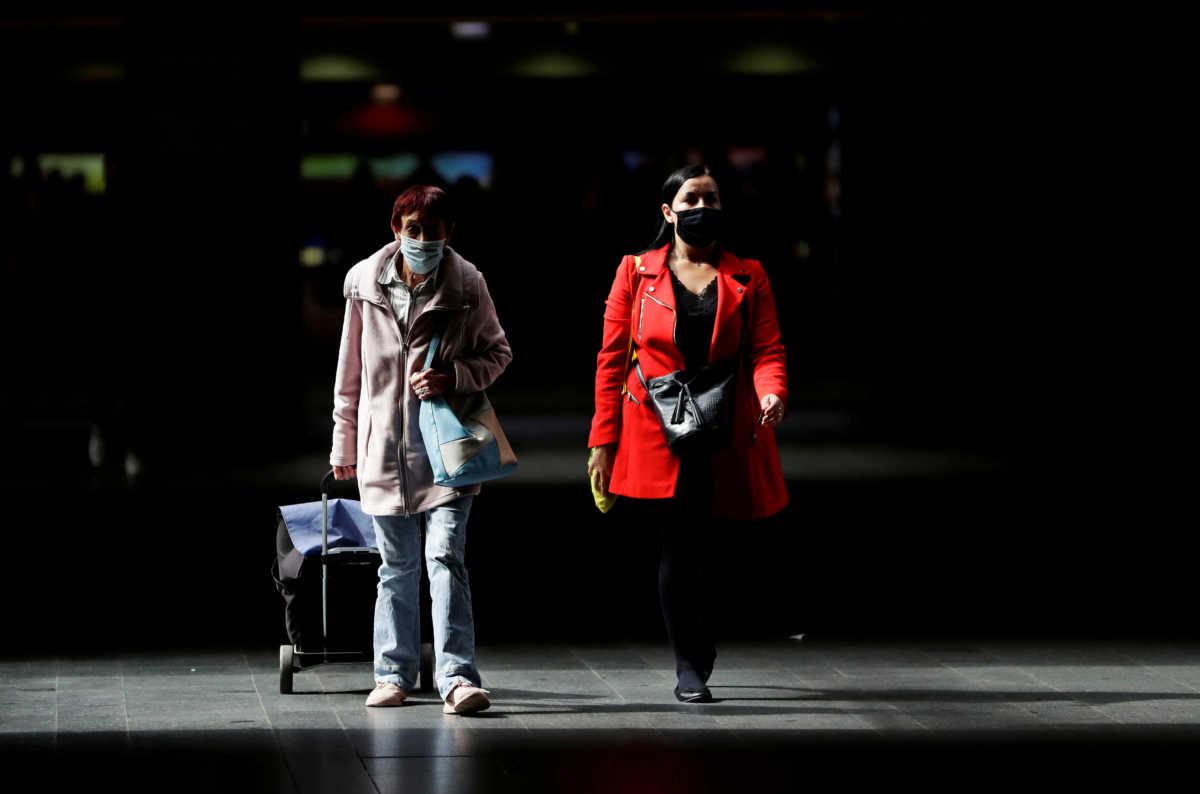 Δραματική προειδοποίηση ΠΟΥ: Θα αυξηθούν οι θάνατοι στην Ευρώπη τον Οκτώβριο και τον Νοέμβριο