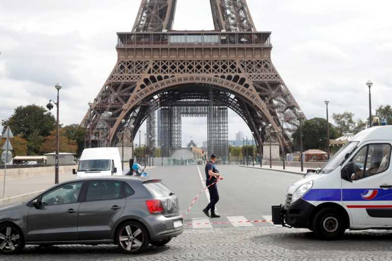Πύργος του Αιφελ: Έληξε ο συναγερμός μετά την απειλή για βόμβα