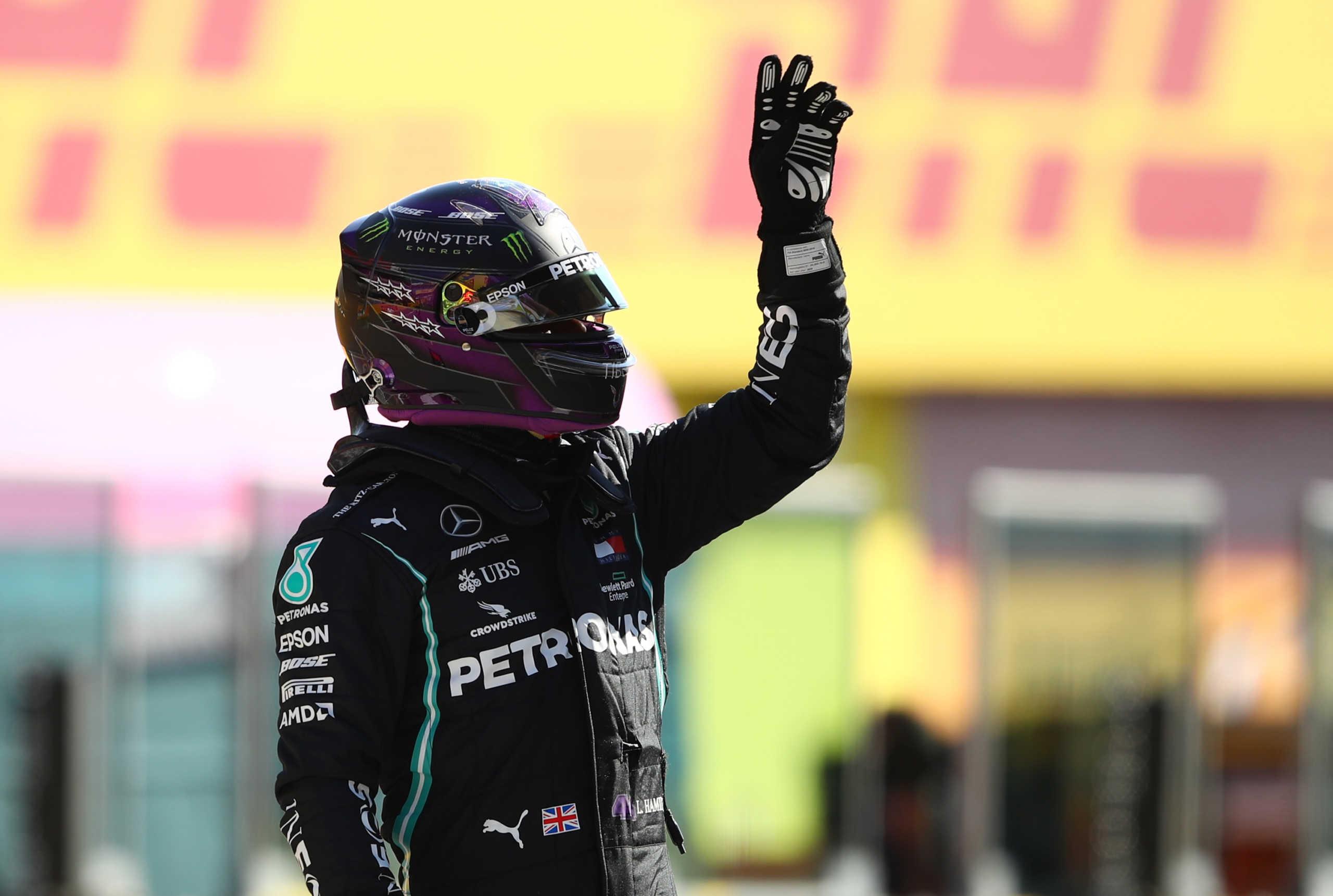 Formula 1: Στον Χάμιλτον η pole position! 1-2 η Mercedes